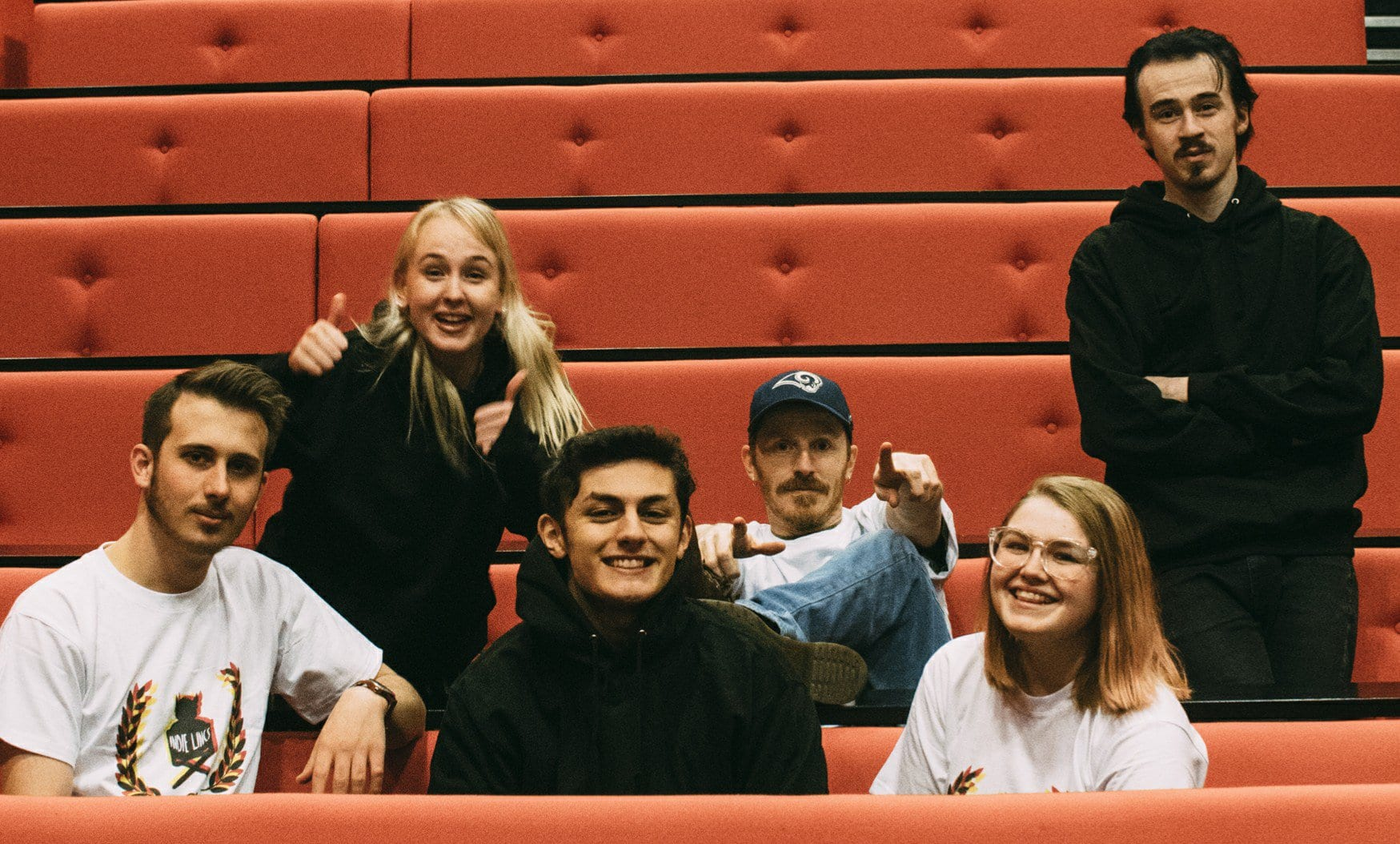 Indie-Lincs2018-Team