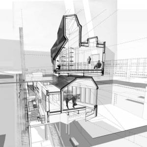 Master of Architecture Portfolio Site
