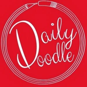 daily doodle logo
