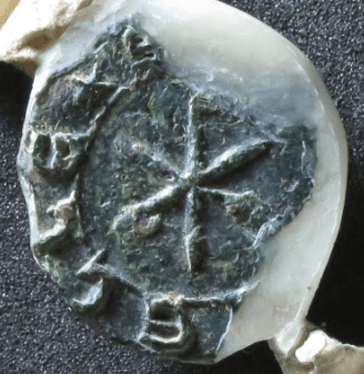 Seal of Lincoln Dij74/2/3