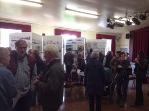 A busy day at Scothern Village Hall!