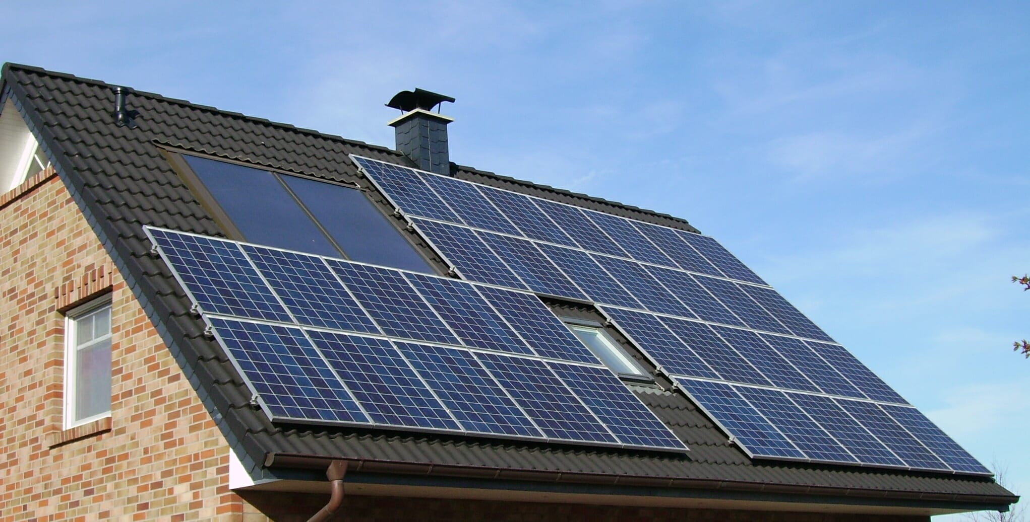 ... solar panels as an option to power your home of tomorrow. They
