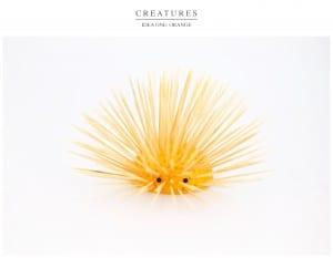 Orange Creature 2
