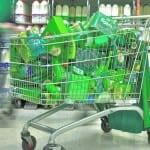 Liz West Green Trolley (1)