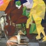 Reconfigure Painting (Dirck Hals)