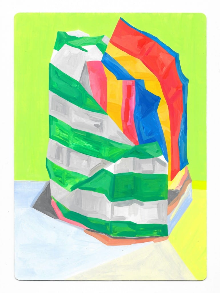 Structure_2017_Louisa Chambers_22_16_gouache on card