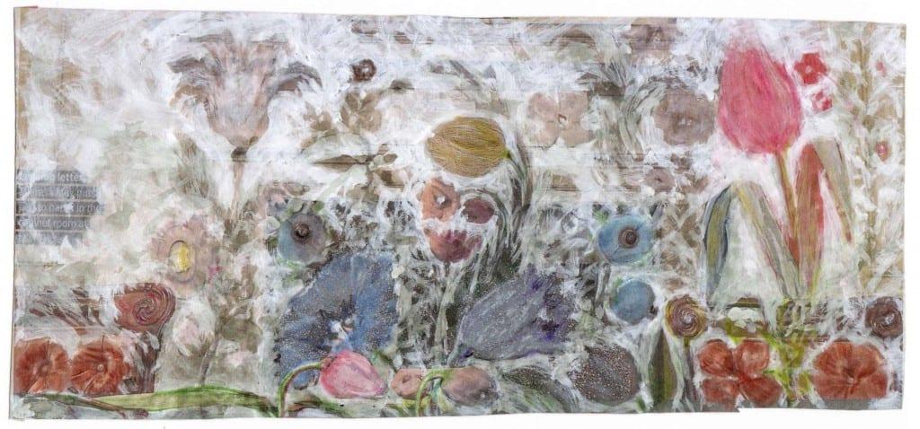 HSmykla, Press Flowers General 'Leaving Letter'