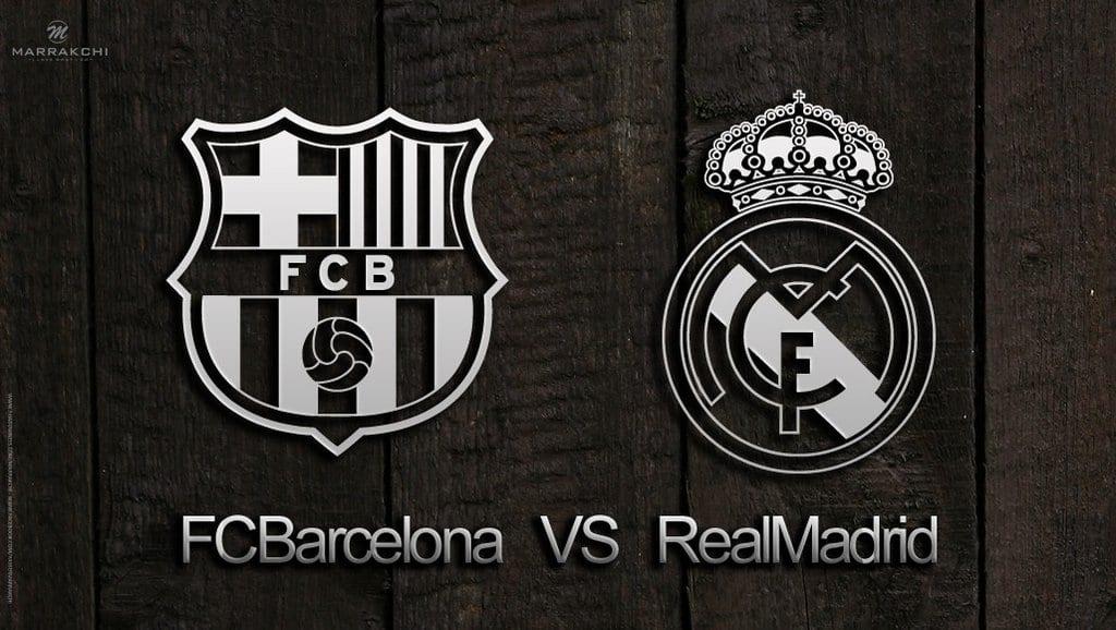 La Liga A Spaniards Perspective 187 Real V Barca Spain Vs