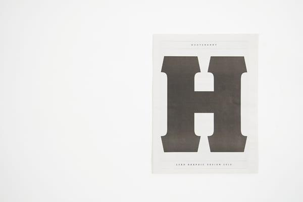 University of Lincoln / Lincoln School of Art & Design - Hootenanny