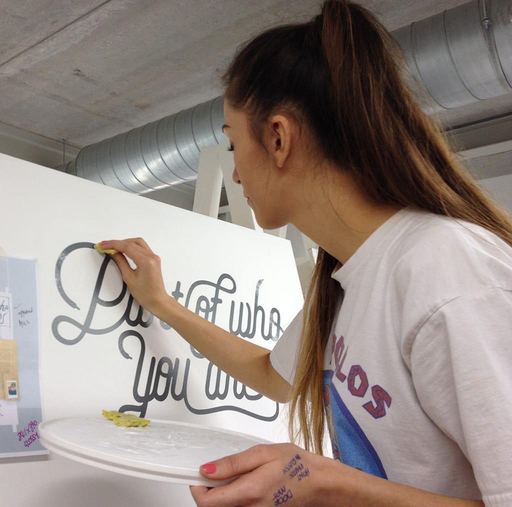 sophie paints