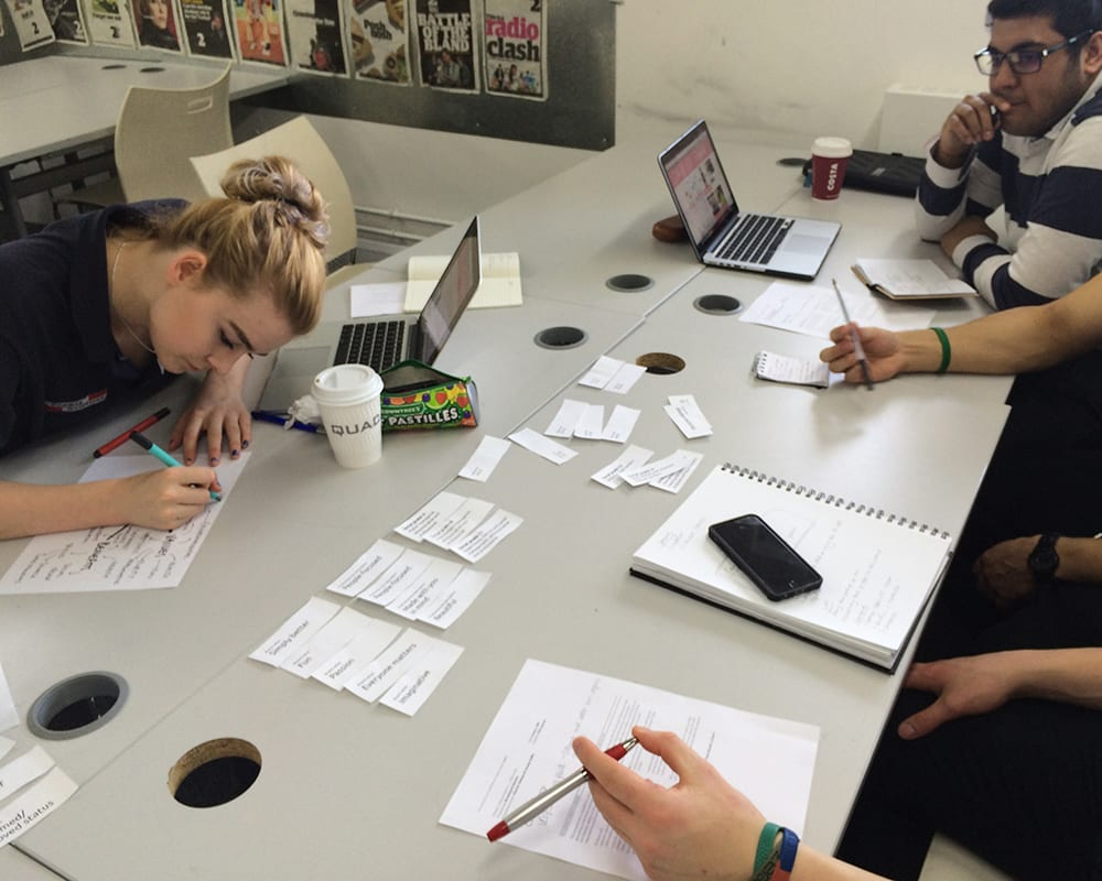 Year 1 Branding and Identity:  creating a USP exercise (2)