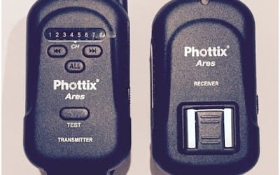 At $55 a set, the Phottix Ares remotes bring a ton of value to the table, making them our recommended pick for photographers building out a beginner's lighting kit. For many photographers, in fact, these are the only remotes they will ever need.See the...