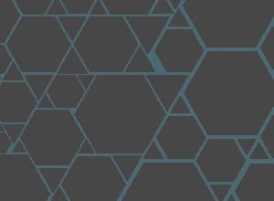 Grey Hexagons