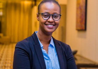 Laure Iyaga (SANA Initiative)