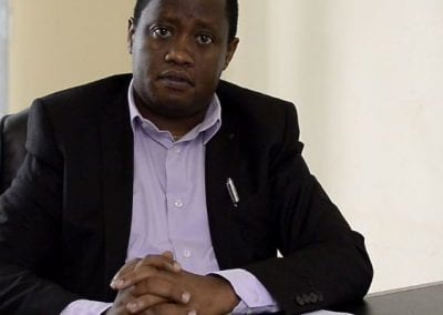 Dr. Eric Ndushabandi