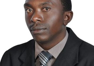 Dr. Sylvestre Nzahabwanayo (University of Rwanda)