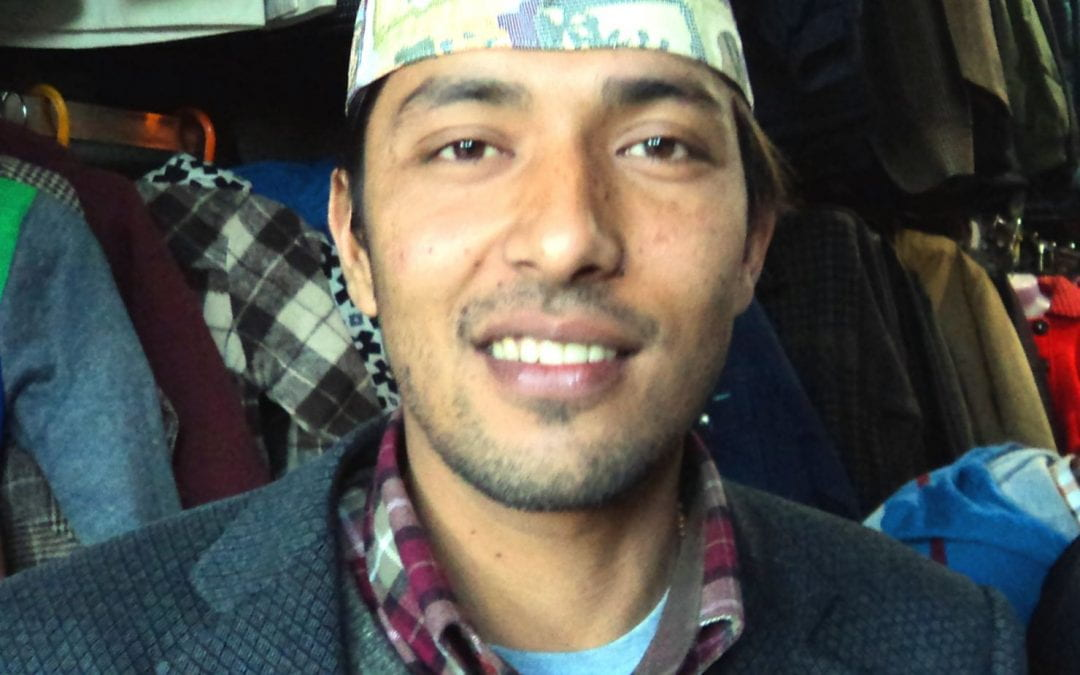 Dr. Rajib Timalsina (Tribhuvan University)