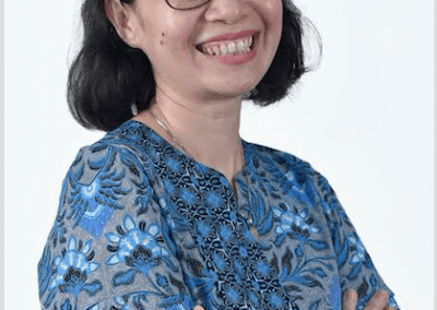 Dr. Yohana Ratrin Hestyanti, Psikolog