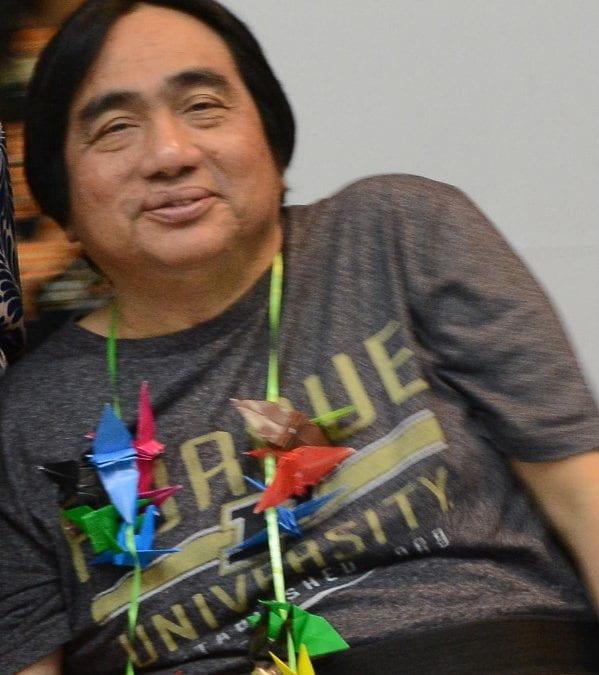 Professor Irwanto Irwanto