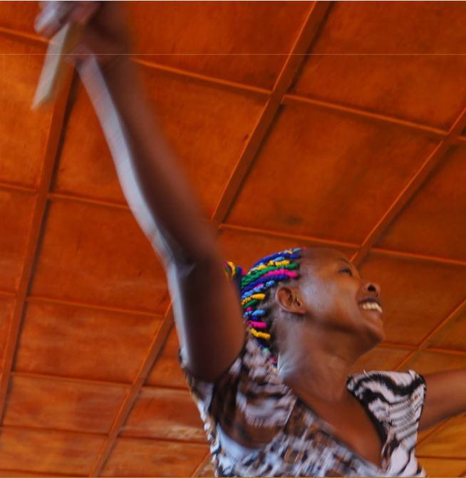 The Woman Cultural Centre, Rwanda