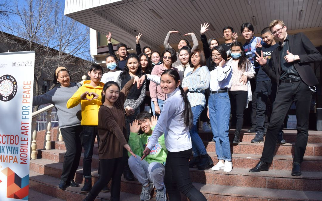 Training of Young Changemakers in Kyrgyzstan
