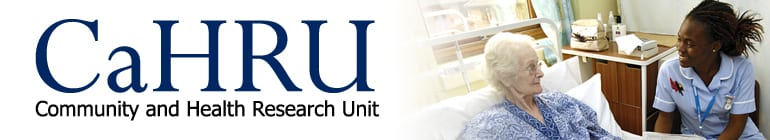Community and Health Research Unit