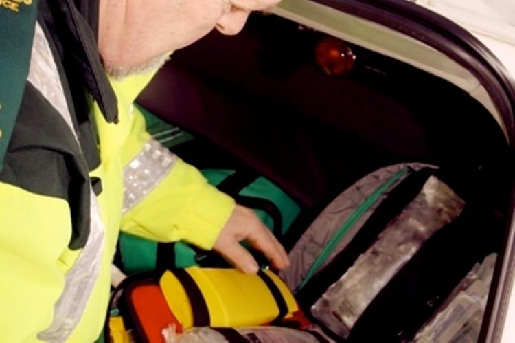 EMAS paramedic