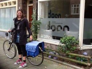 Marije Bolt in Amsterdam