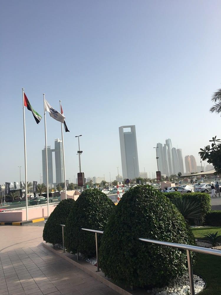 CaHRU study presented at Abu Dhabi medical education