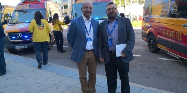 CaHRU attends EMS2019 conference, Madrid