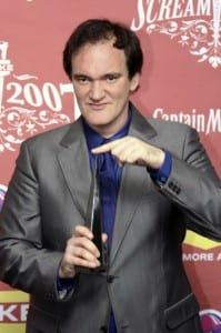 Quentin Tarantino sues for $2million over script leak.