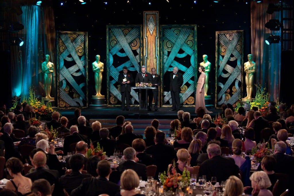 The 2012 Sci-Tech Awards Ceremony