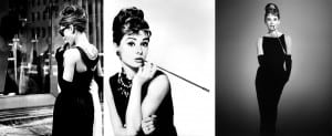Audrey Hepburn's on screen wardrobe