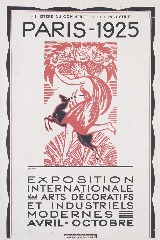 2006al4802 Bonfils Paris 1925 Poster