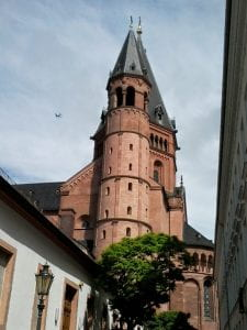 Image of Mainz Cathedral, Germany
