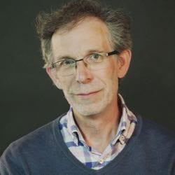 An image of Dr Gardiner