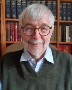 An image of Dr Nicholas Bennett