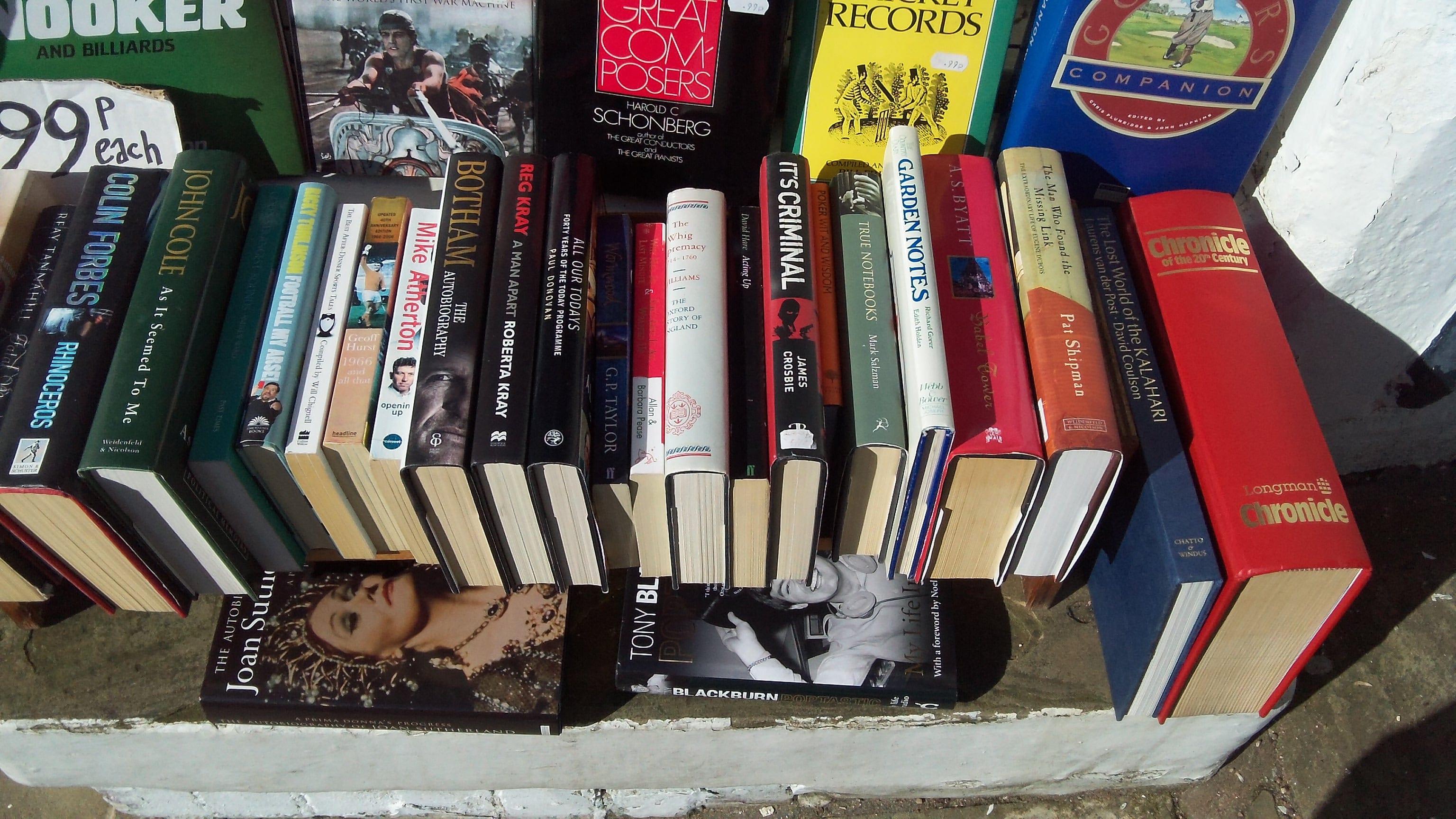 Ah Books!