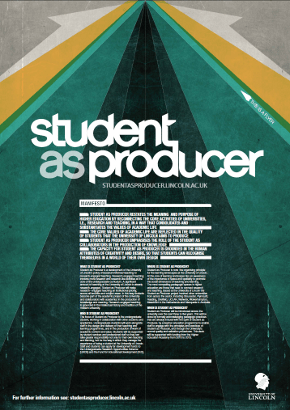 Student as Producer poster