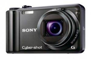 Sony Cyber-shot DSC-H55
