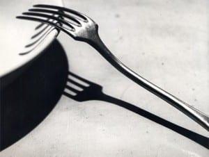 Andre Kertesz - Fork, Paris, 1928