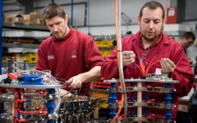 Greater Lincolnshire Manufacturing Network Launch Event