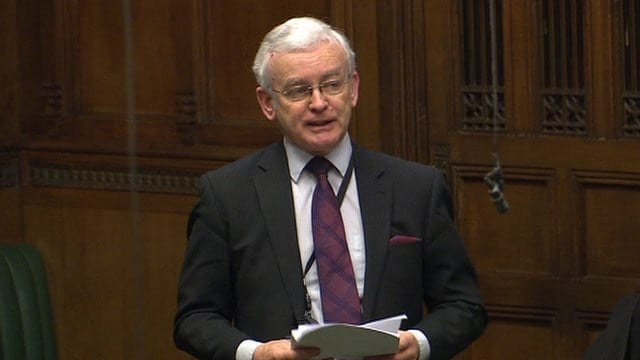 Meet Our Alumni – Martin Vickers MP