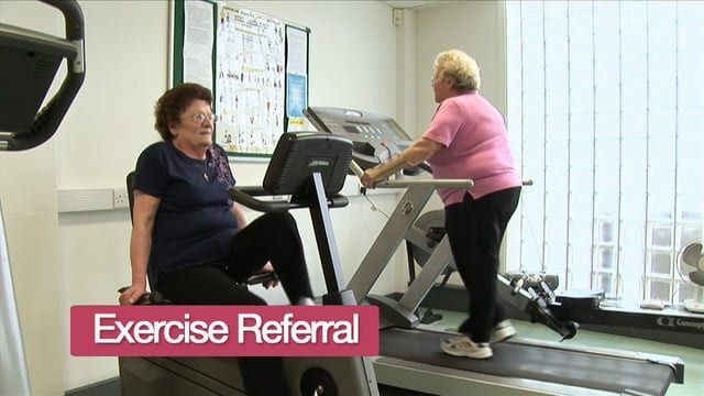 HART Research on Exercise Referral