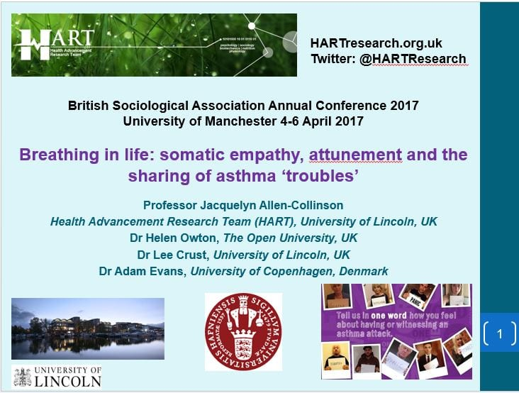 British Sociological Association conference 2017