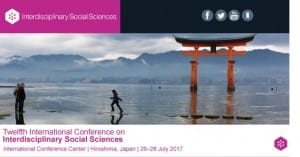 Interdisciplinary Social Sciences Conference, Hiroshima