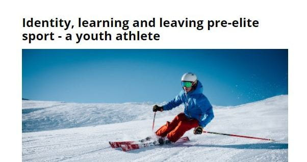 International research on pre-elite youth sport