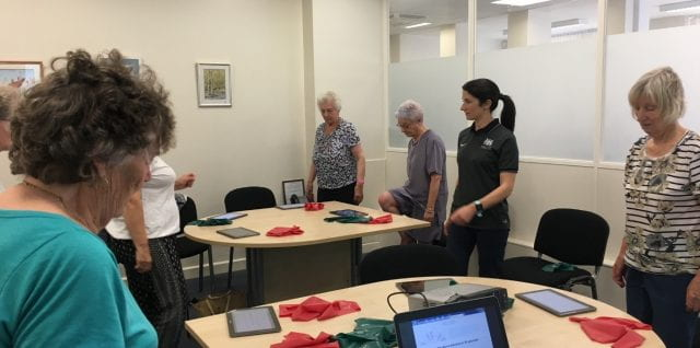 Exploring the effects of Bingocize® for older adults in the UK