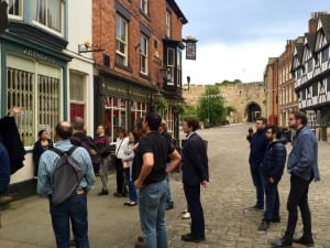 Lincoln Meeting Ghost Walk 1