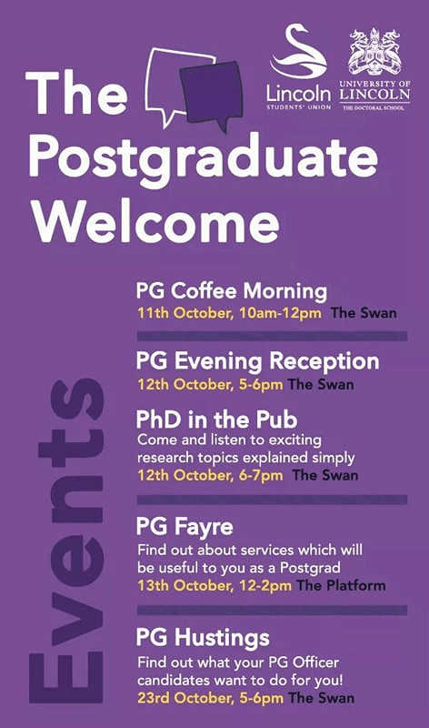 Postgrad Welcome
